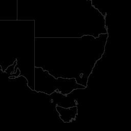 Map Of Australian Landscapes.Australian Landscape Water Balance